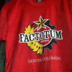 Factotum men's t-shirt