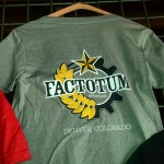 Factotum women's t-shirt